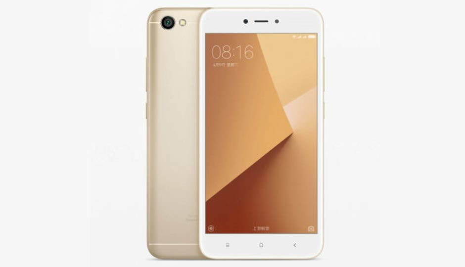 Xiaomi Redmi Note 5A launching soon in Nepal