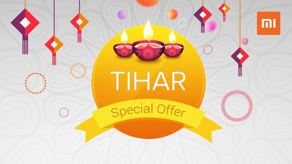 Mi Nepal's Tihar Flash Sale starts today