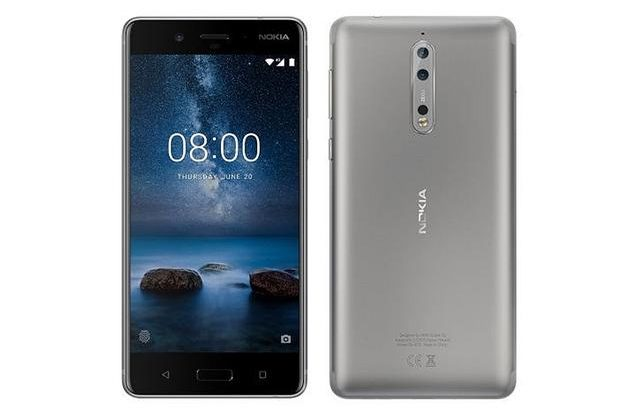 Nokia 8 launching soon in Nepal