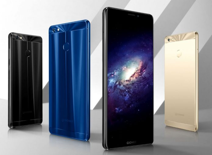Gionee launches M7 and M7 power with Full View Display