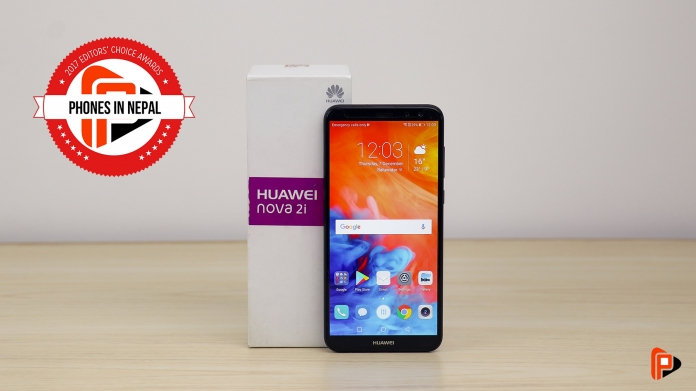 Huawei Nova 2i: Nepal Reviews
