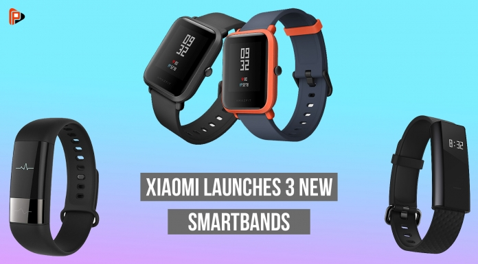 Mi Nepal launches 3 new smartbands