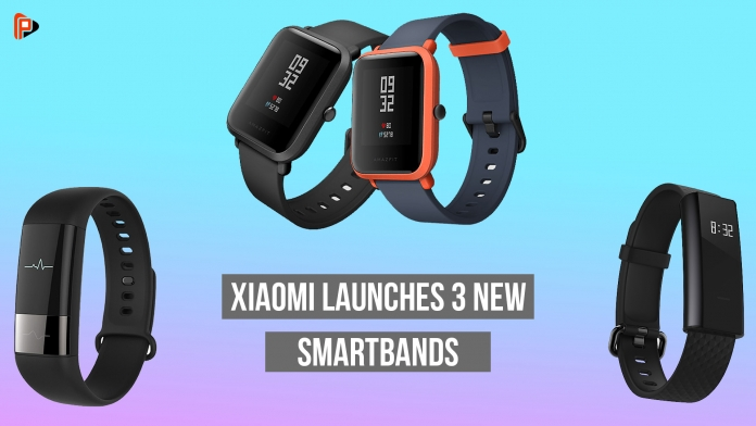 Mi Nepal launches 3 new smartbands