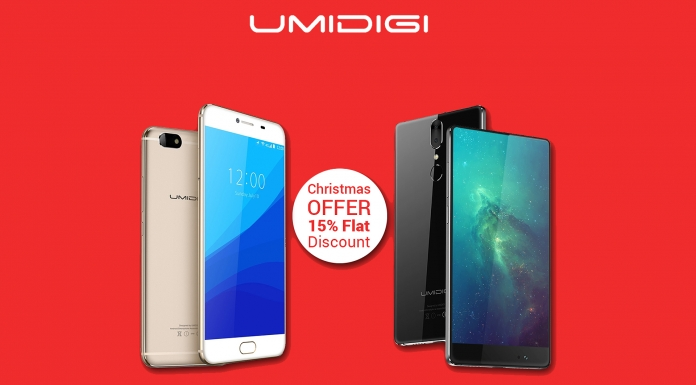 Deals in Nepal: UMIDIGI offers 15% discount as Christmas deal