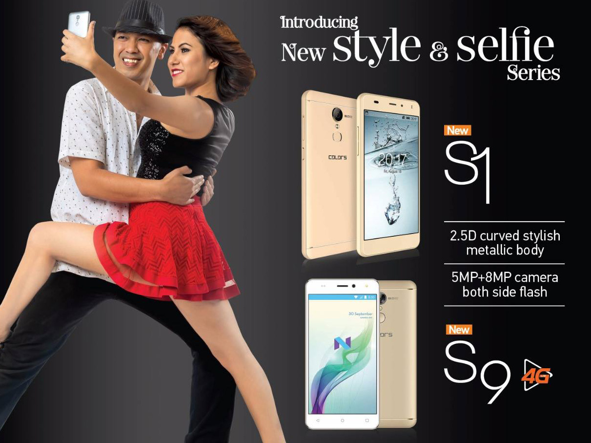 Colors S9 launching soon in Nepal