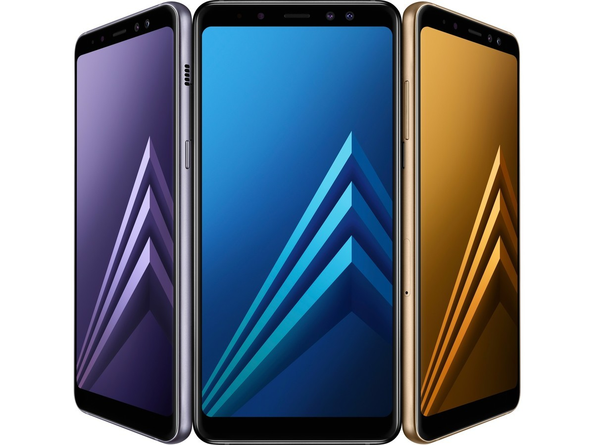 Samsung Galaxy A8+ (2018) officially launched