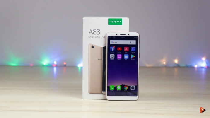Oppo A83: Initial Impression and Hands on Review
