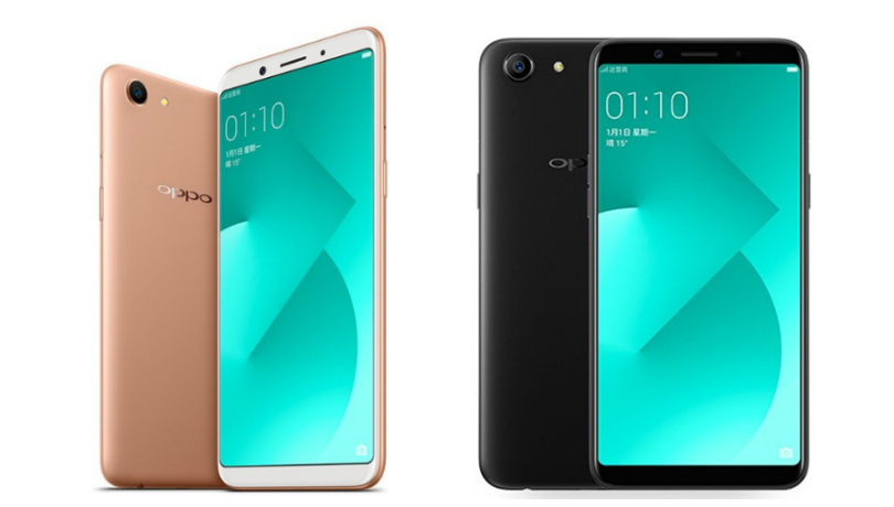 Oppo A83 unveiled with a FullView display-Phones-In-Nepal
