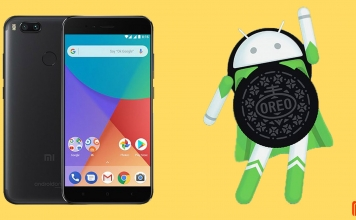 Android Oreo officially available for the Xiaomi Mi A1