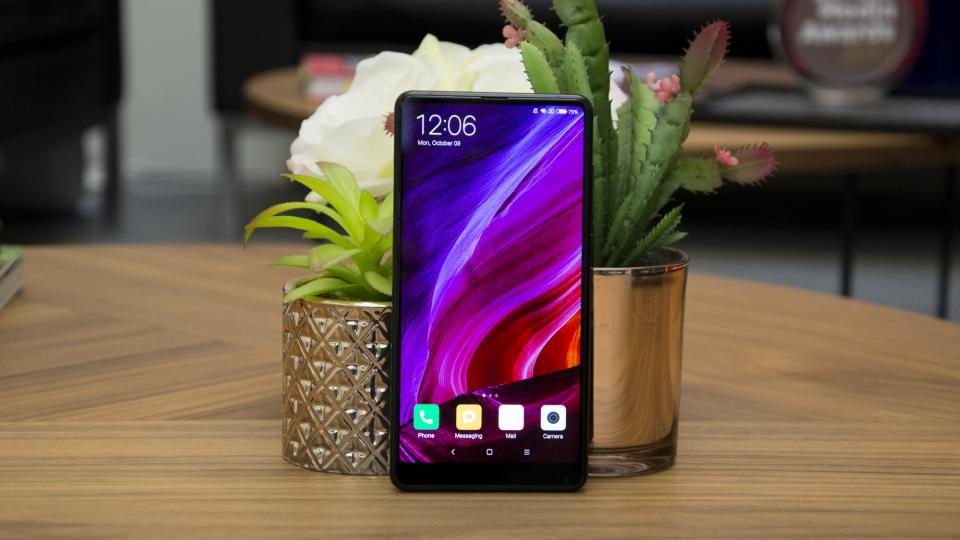 Xiaomi Mi Mix 2 officially launched in Nepal