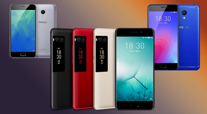 Meizu re-enters Nepal with three new smartphones