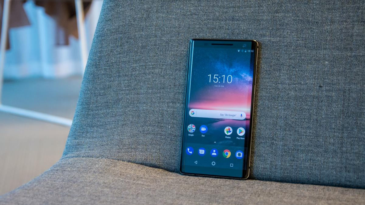 Nokia 8 Sirocco launched at MWC 2018