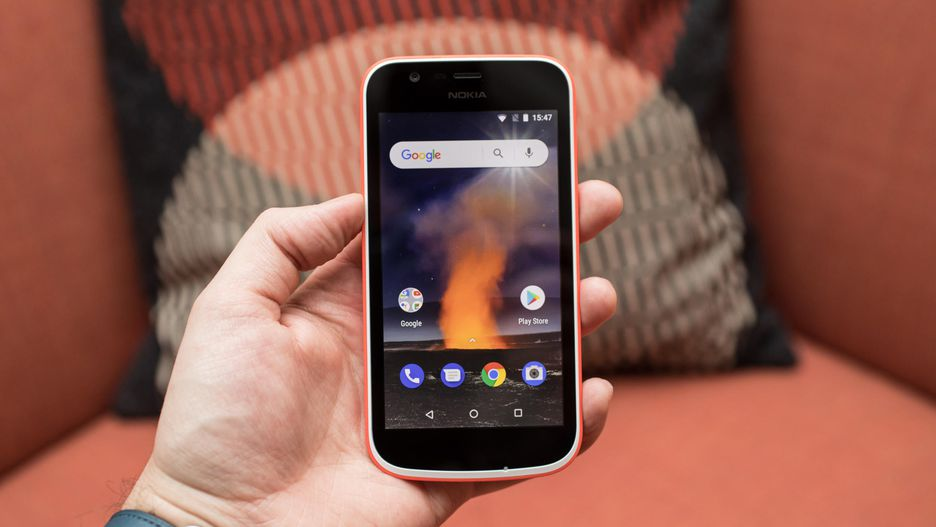 Nokia 1 with Android Go launched at MWC 2018