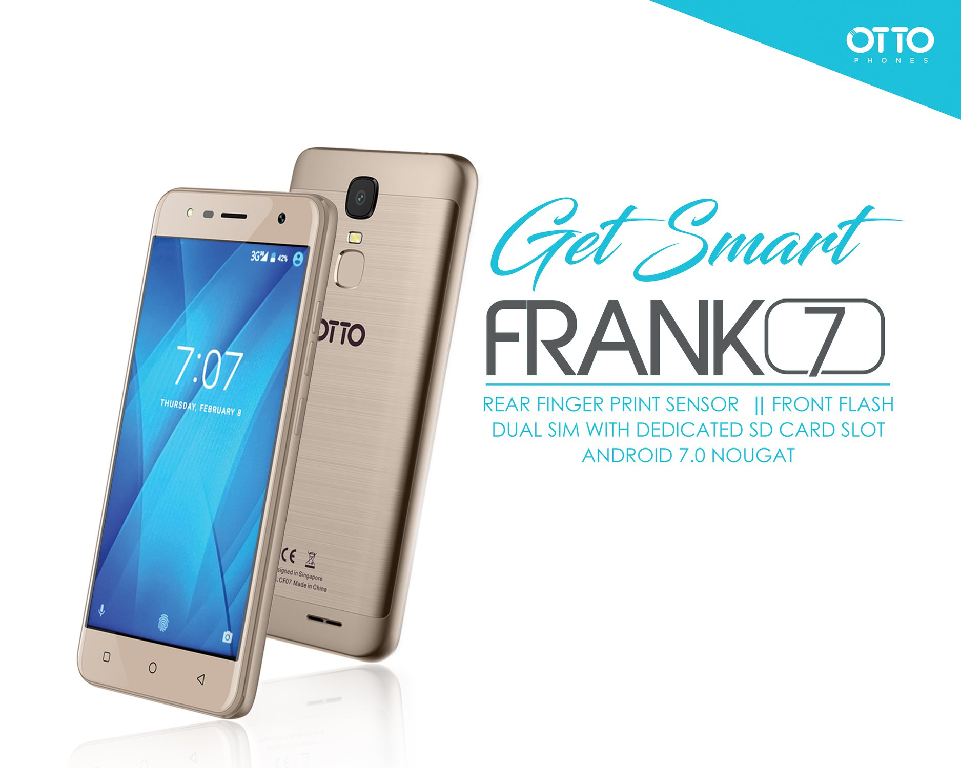 OTTO Frank 7 launched in Nepal