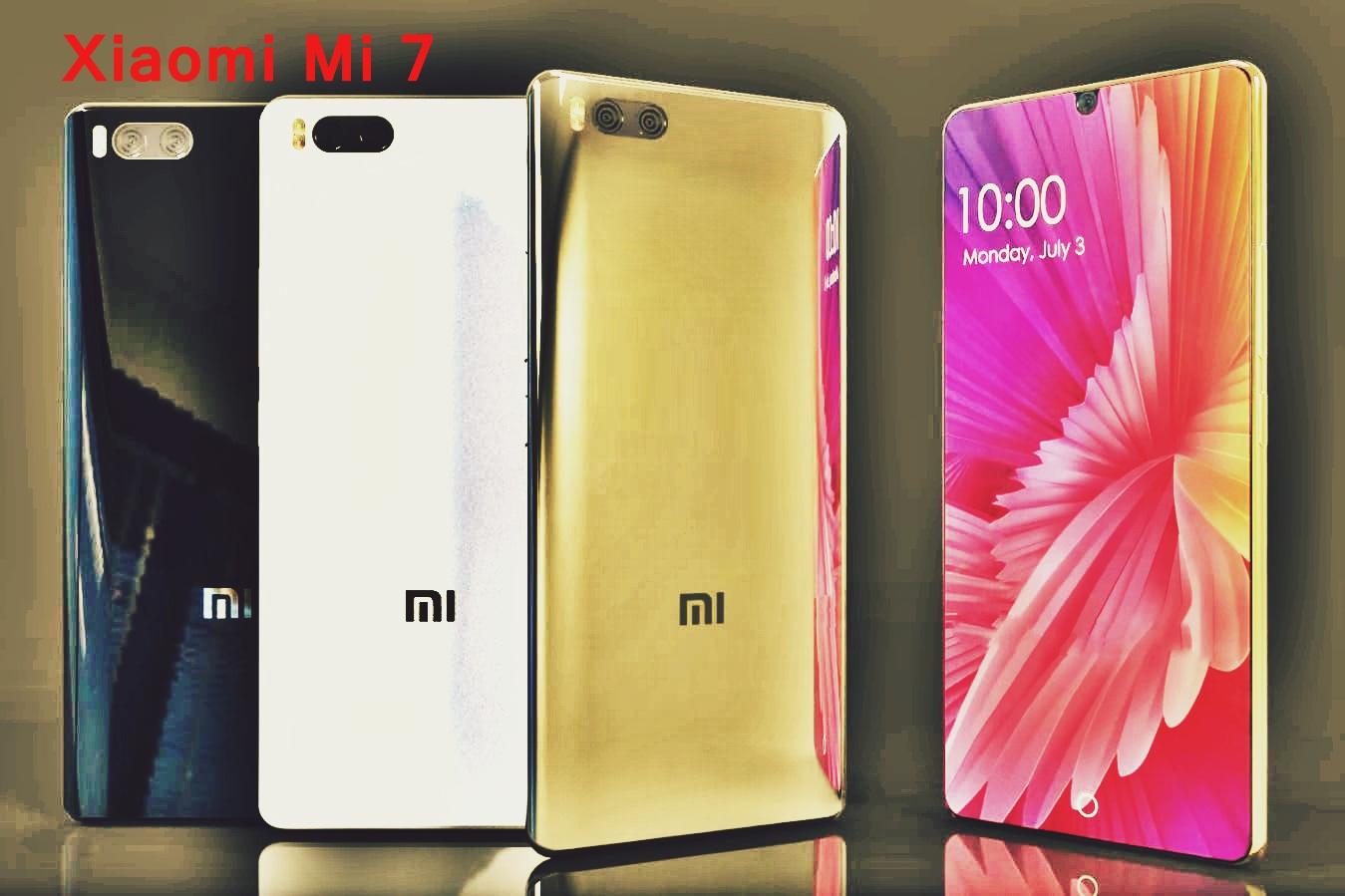 Xiaomi Mi 7: Rumors Roundup