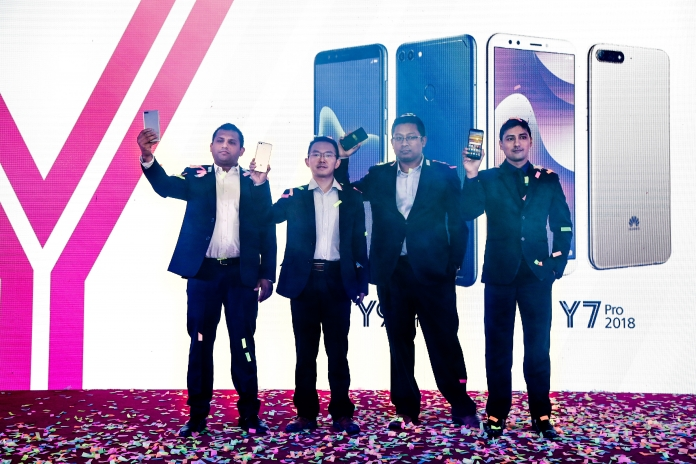 Huawei Y7 Pro 2018 and Y9 2018 launched in Nepal-Phones-In-Nepal