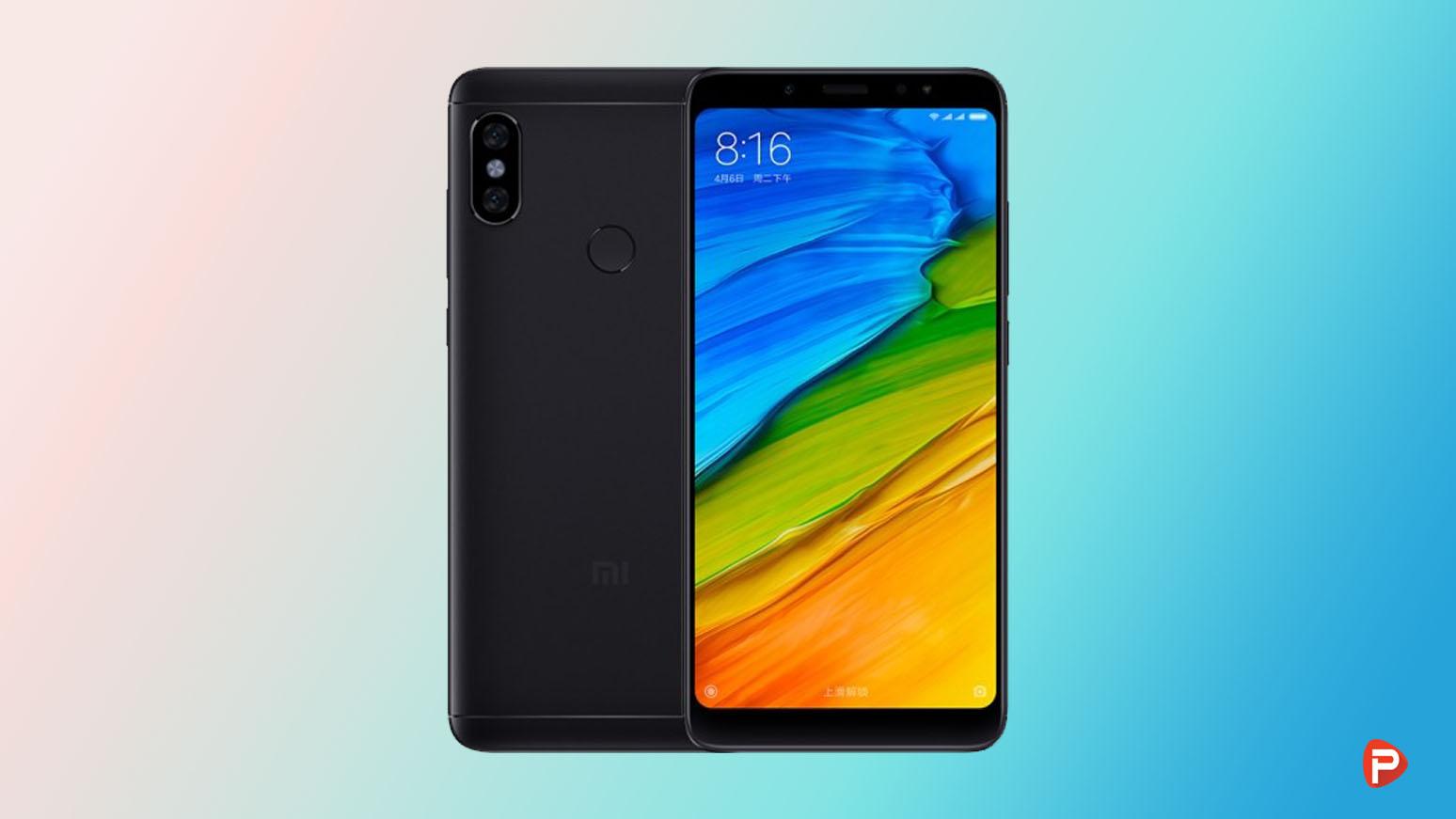 Xiaomi Redmi Note 5 AI launched in Nepal