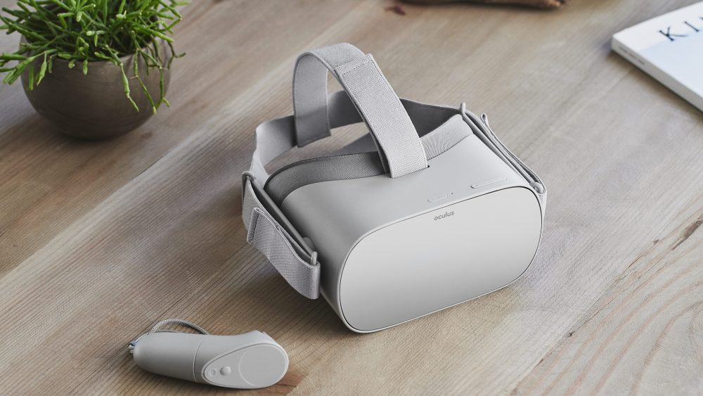 Oculus Go portable headset