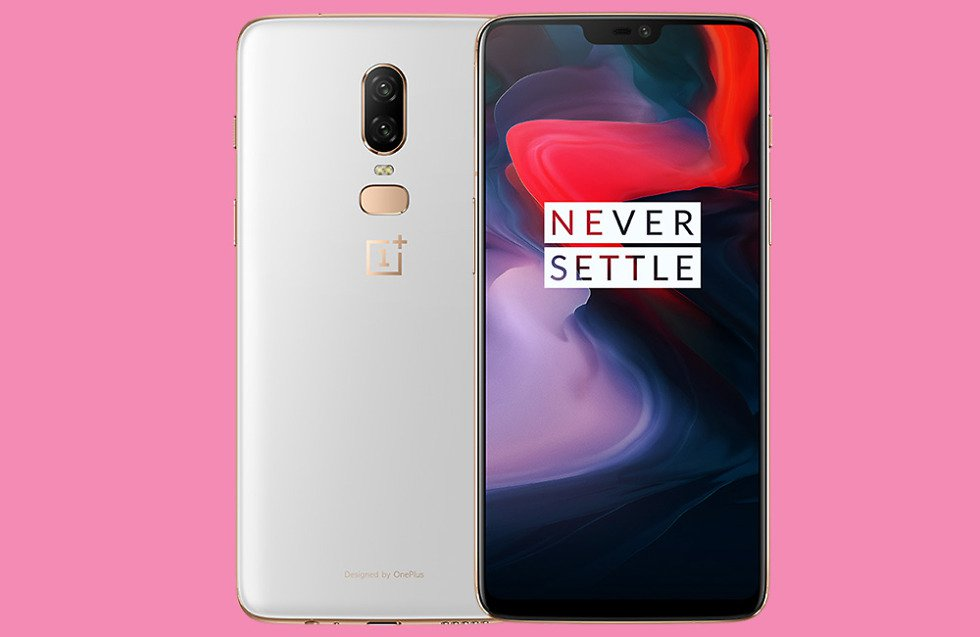 OnePlus 6 officially launched with the Infamous Notch