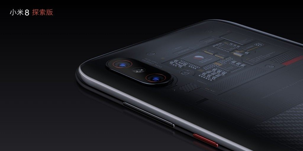 Xiaomi Mi 8, Mi 8 Explorer Edition & Mi 8 SE announced