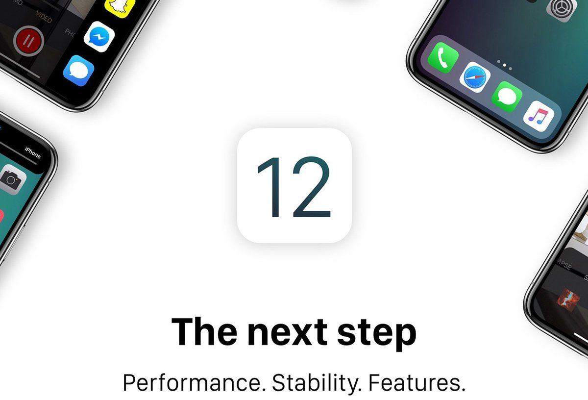 IOS 12: Apple's biggest announcements
