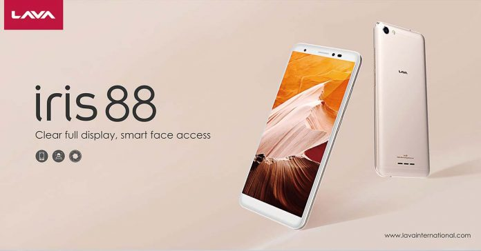 Lava Iris 88 price in Nepal