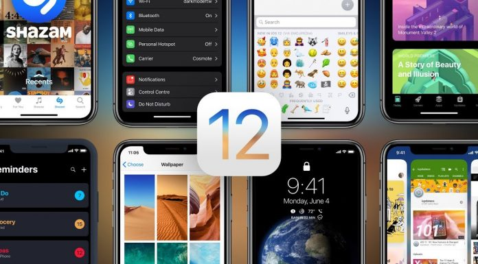 IOS 12: Apple's biggest announcements