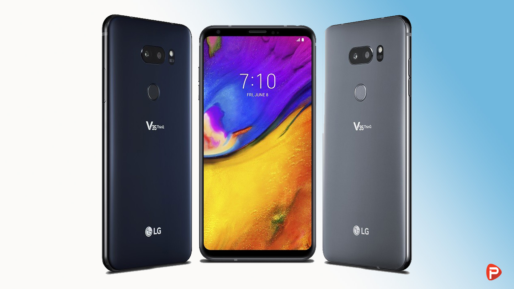 LG V35 ThinQ: an upgrade to G7 ThinQ
