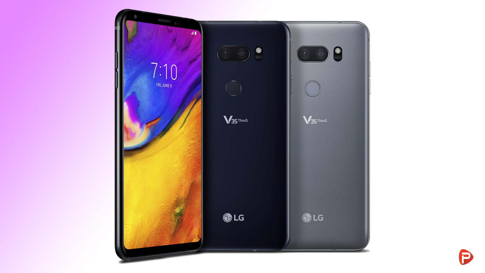 LG V35 ThinQ: an upgrade to G7 ThinQ