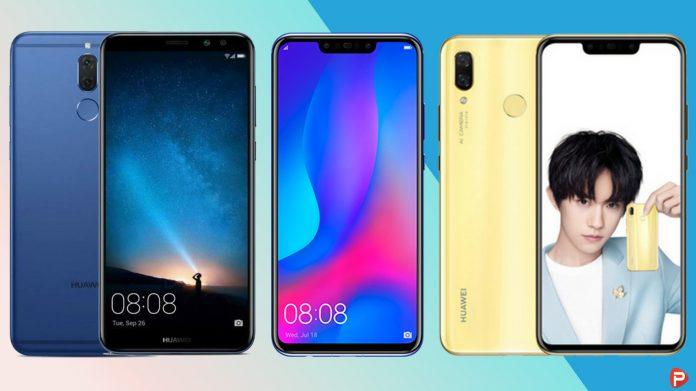 Huawei Nova Series: Beauty and the beast