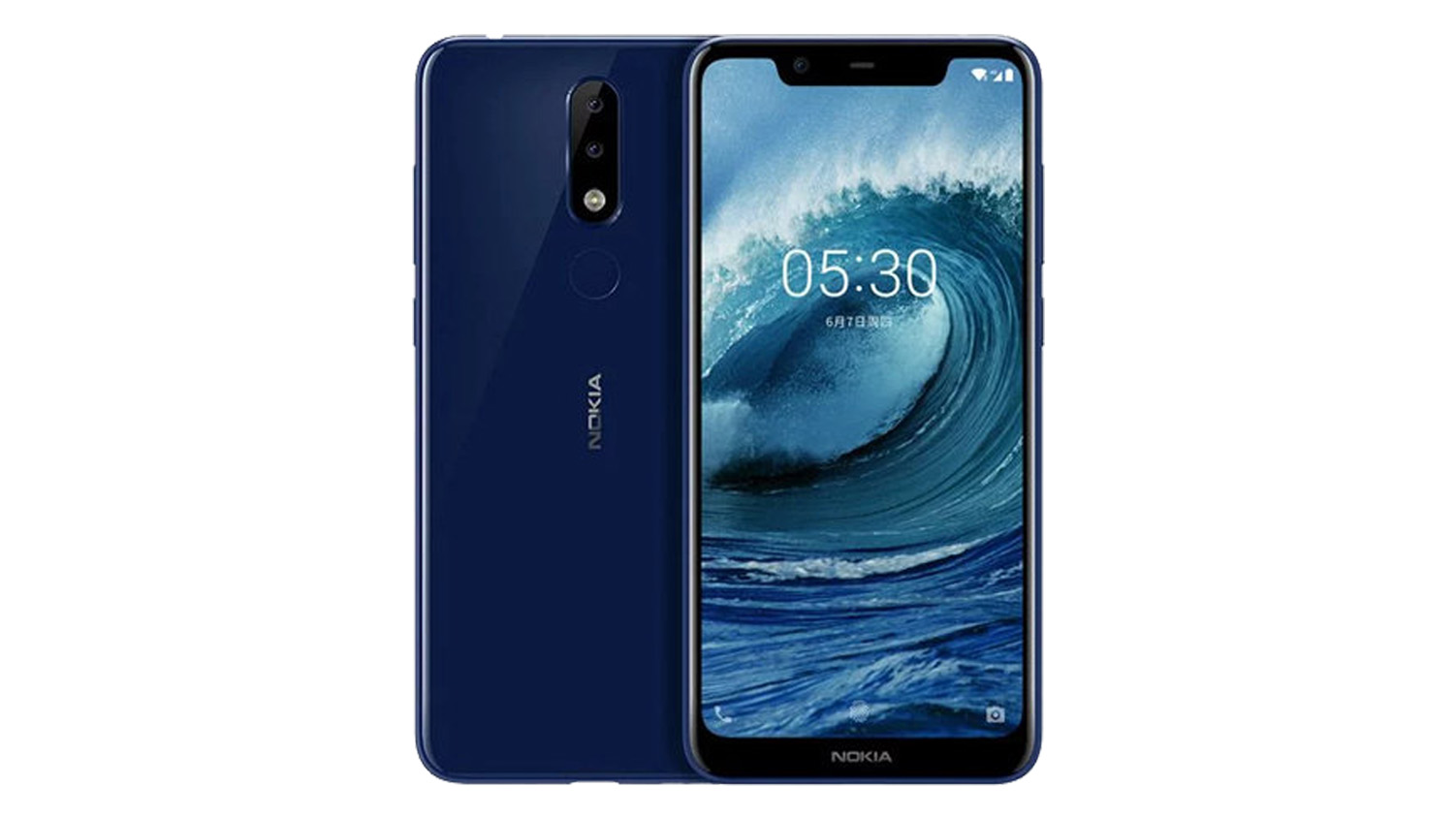 Nokia X5 goes official with a dual-camera setup