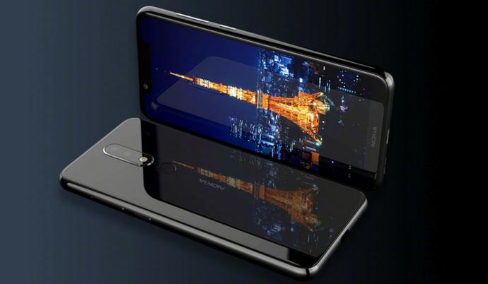 Nokia X5 goes official with a dual-camera setup