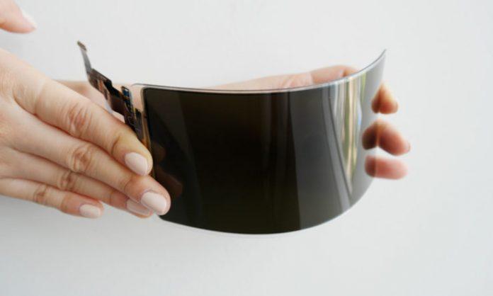 Unbreakable OLED