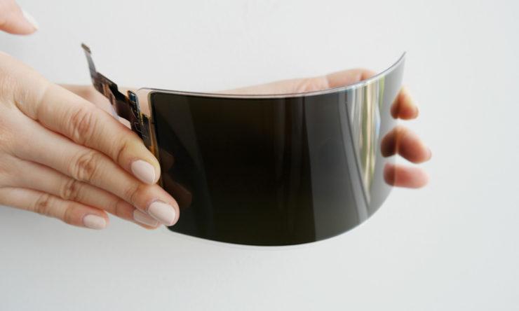 Samsung Unbreakable Display