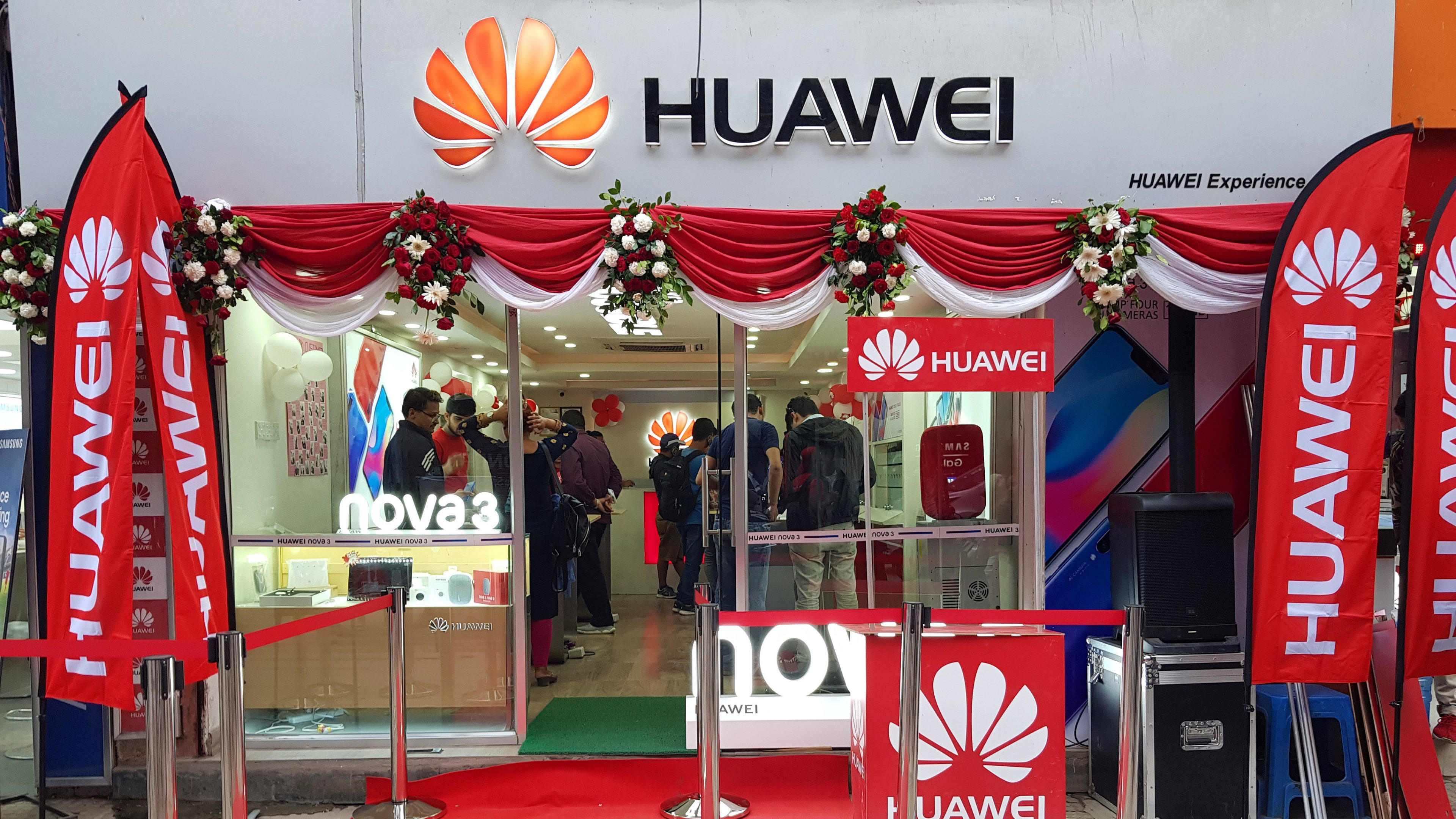First Day Sale Huawei