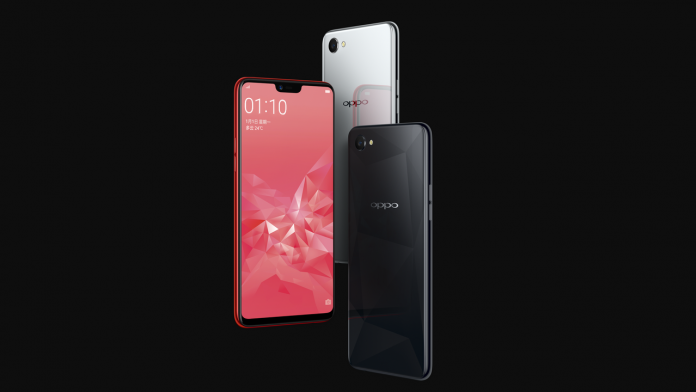 Oppo A3s price in Nepal with specs