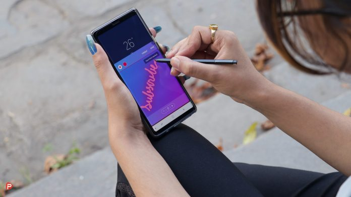 Samsung Galaxy Note9 Review in Nepal
