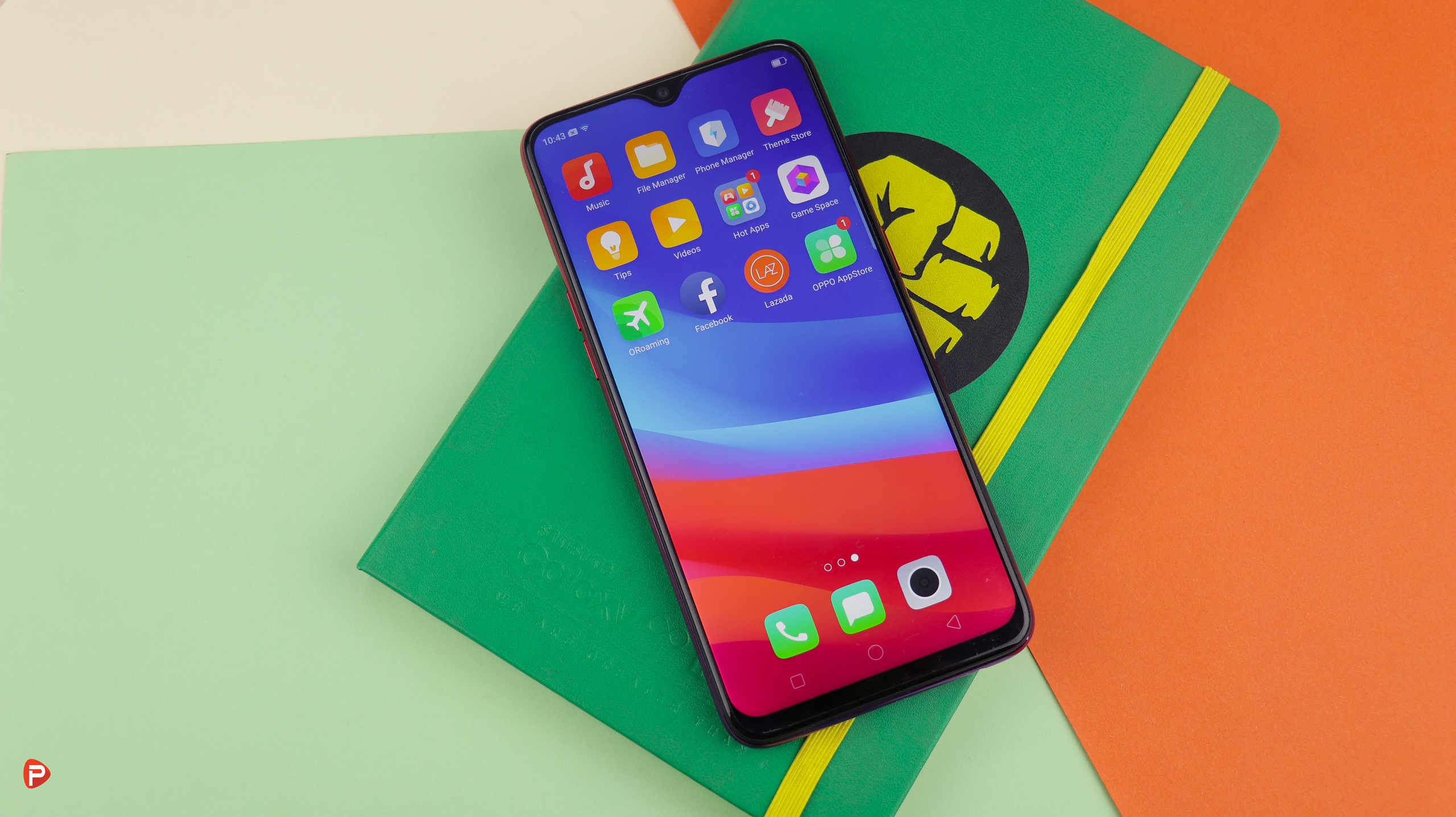 OPPO F9 review in Nepal
