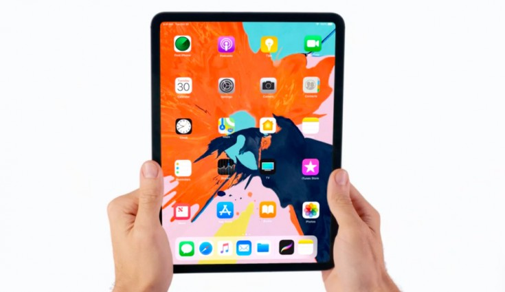Apple iPad Pro 12.9 (2018) in Nepal