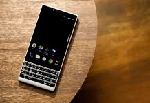 Blackberry Key2 Price in Nepal