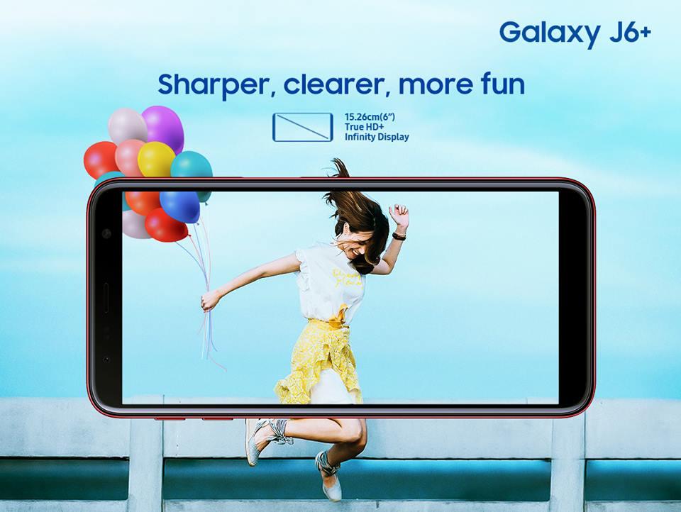 Samsung Galaxy J6 Plus Price In Nepal