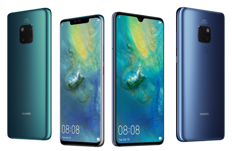 Huawei Mate 20 Price in Nepal-phones-in-nepal