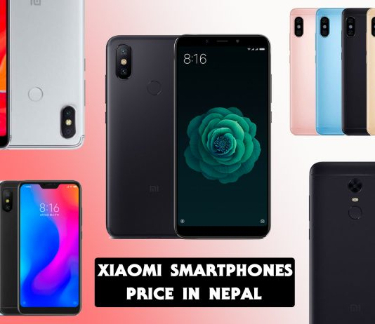 Mi mobile price in Nepal