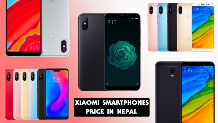 Mi mobile price in Nepal