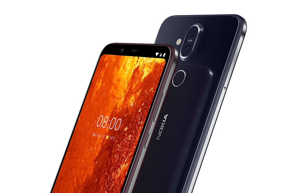 Nokia 8.1 in Nepal