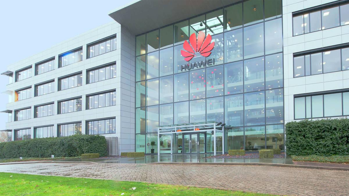 Huawei Ranks 5th