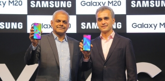 Samsung Galaxy M series launch India