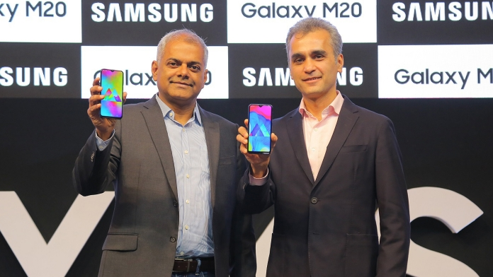 Samsung Galaxy M series launch India