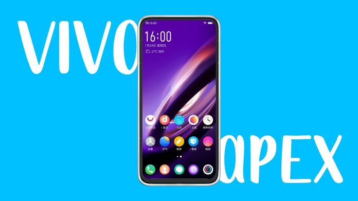 Vivo Apex 2019 Price in Nepal