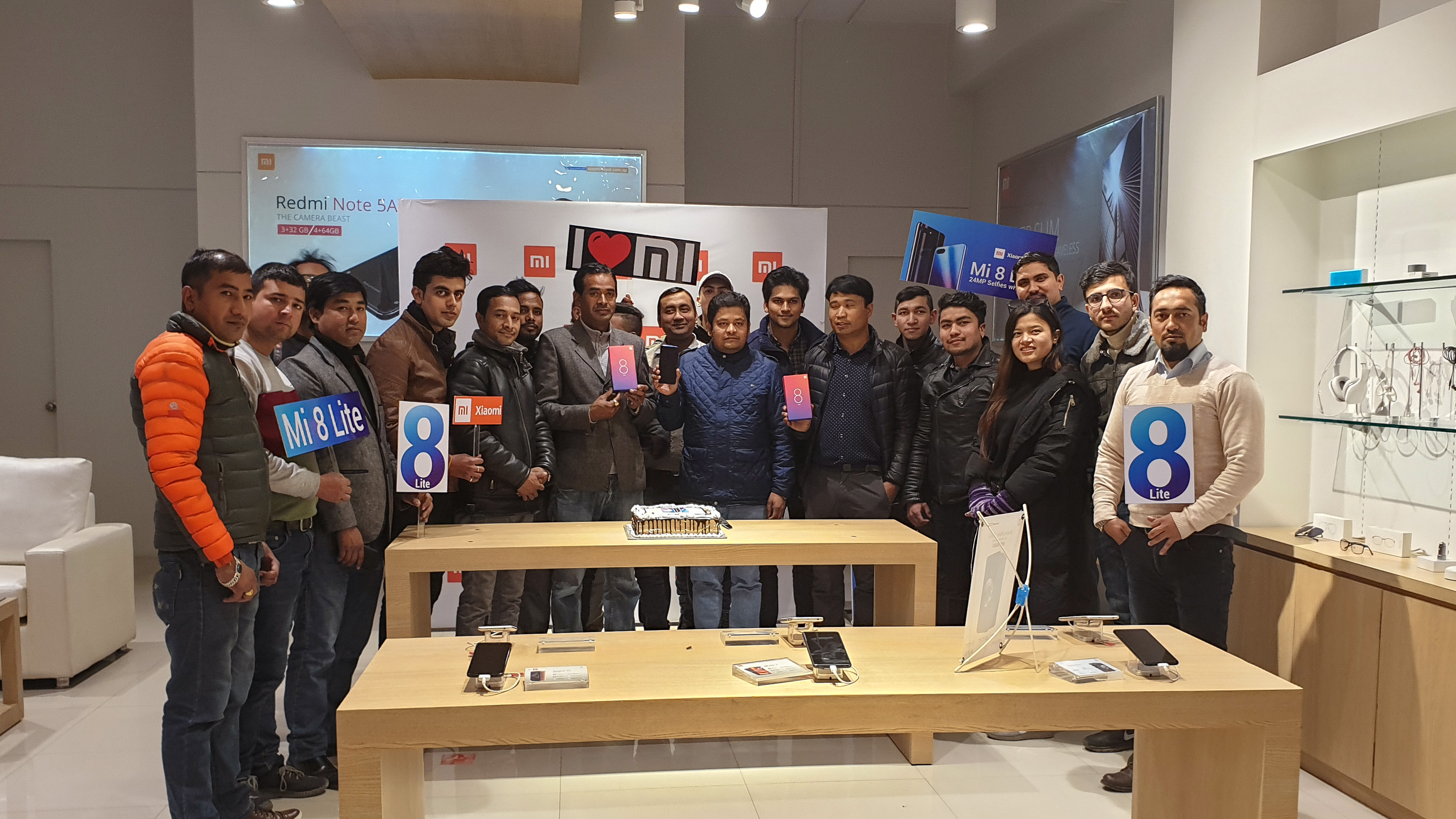 Xiaomi Mi 8 Lite Price in Nepal
